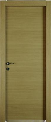 דלת פנים דגם כנרת למינטו מולבן