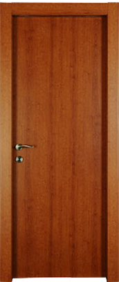 דלת פנים דגם כנרת למינטו דובדבן