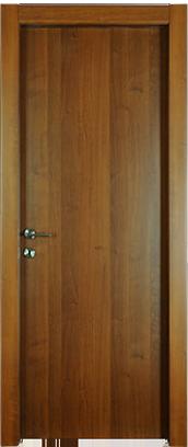 דלת פנים דגם כנרת למינטו אגוז