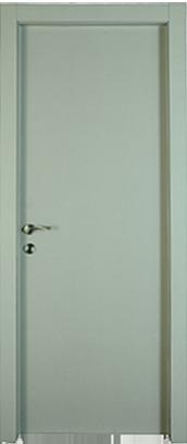 דלת פנים דגם כנרת למינטו אפורה