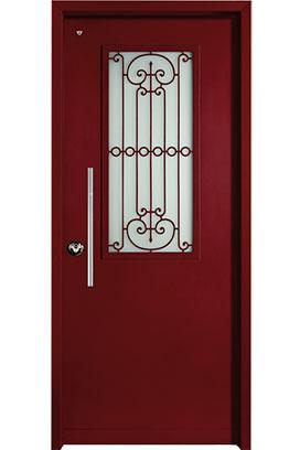 דלת כניסה דגם IDS 6700