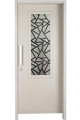 דלת כניסה דגם נארה לייט