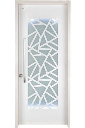 דלת כניסה דגם נארה