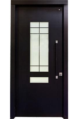 דלת כניסה דגם נווה צדק