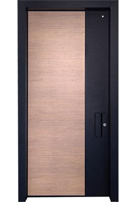 דלת כניסה דגם טום Z