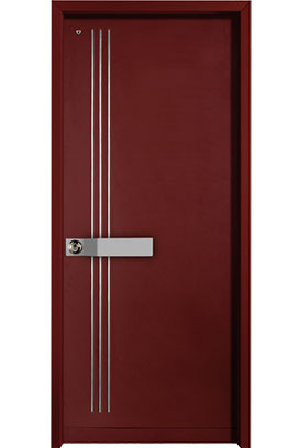 דלת כניסה דגם טריפל