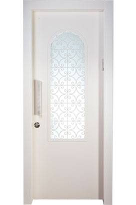 דלת כניסה דגם יפו